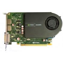 HP nVidia Quadro 2000 Black - 1GB GDDR5 PCIe-x16 FH