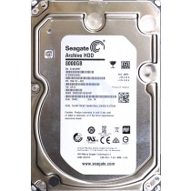 """Seagate (ST8000AS0002) 8TB Archive SATA-III (3.5"""") 6Gbps 5.9K HDD"""