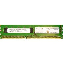 Micron - 8GB PC3L-12800E (DDR3 Low-Power-1600Mhz, 2RX8)