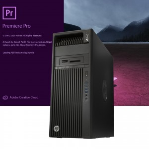 Adobe Premiere Pro Video Editing Pre-Configured Workstation