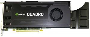 Dell Nvidia Quadro K4200 4GB GDDR5 PCIe x16 FH