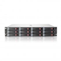 """HP StorageWorks D2600 12 x 3.5"""" (LFF) - Front"""