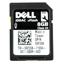 Dell iDRAC vFlash 8GB SD Card