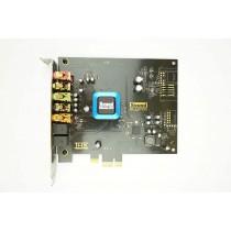 Creative Soundblaster SB1350 - PCIe-x1 FH Sound Card