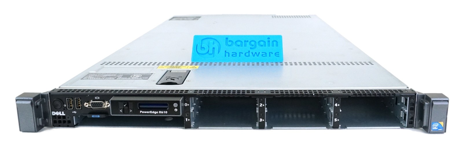 Dell PowerEdge R610 II 1U 6x 2 5