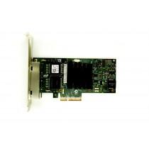 Intel I350-T4 Quad Port - 1GbE RJ45 Full Height PCIe-x4 Ethernet