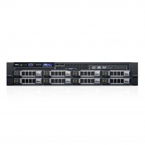 "Dell PowerEdge R530 (2U) 8x 3.5"" (LFF) - Front"