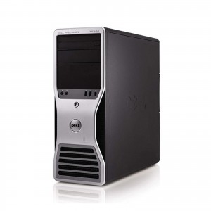 Dell Precision T5500 Quad Core Workstation