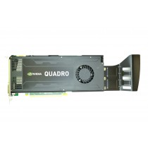 HP nVidia Quadro K4000 - 3GB GDDR5 PCIe-x16 FH
