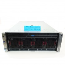 HP ProLiant DL580 Gen8 5x SFF Hot-Swap SAS & PSU 4U Barebones Server