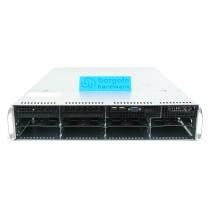 """SuperMicro CSE-825 X9DRi-F+ 2U 8x 3.5"""" (LFF) - Front"""