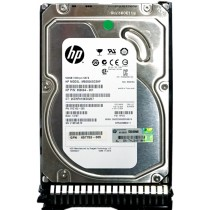 "HP (658084-001) 500GB SATA III (3.5"") 6Gb/s 7.2K HDD in Gen8 Hot-Swap Caddy"