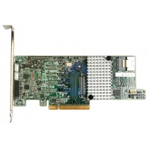 LSI MegaRAID SAS9271-4i - FH PCIe-x8 SAS Controller