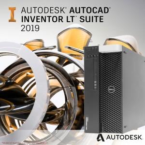 AutoDesk Inventor LT Pre-Configured Workstation