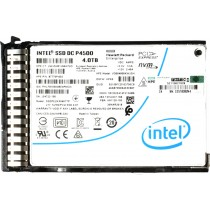 "HP (877709-003) 4TB Read Intensive (2.5"") U.2 NVMe TLC SSD in Gen9/Gen10 Caddy"
