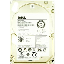 Dell (PGHJG) 300GB SAS-2 (SFF) 6Gb/s 10K HDD
