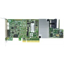 LSI MegaRaid SAS 9361-8i 1GB - LP PCIe-x8 12Gbps SAS RAID Controller