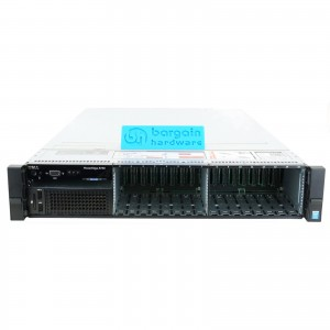 """Dell PowerEdge R730 2U 16x 2.5"""" (SFF)"""