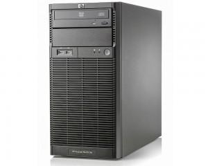 "HP ML110 G6 4 x 3.5"" (LFF) Tower Server"