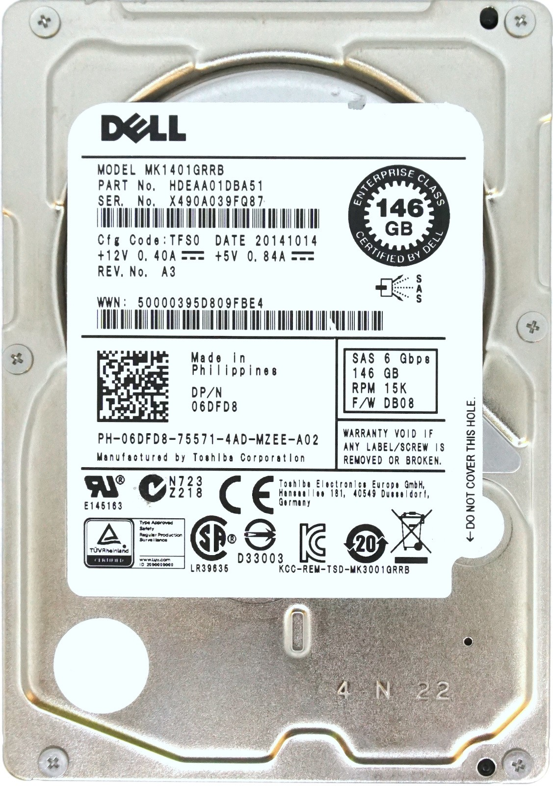 640883-001 6050A2418001  HP USB BOARD PAVILION G6-1D G6-1D48DX GRADE A CA46