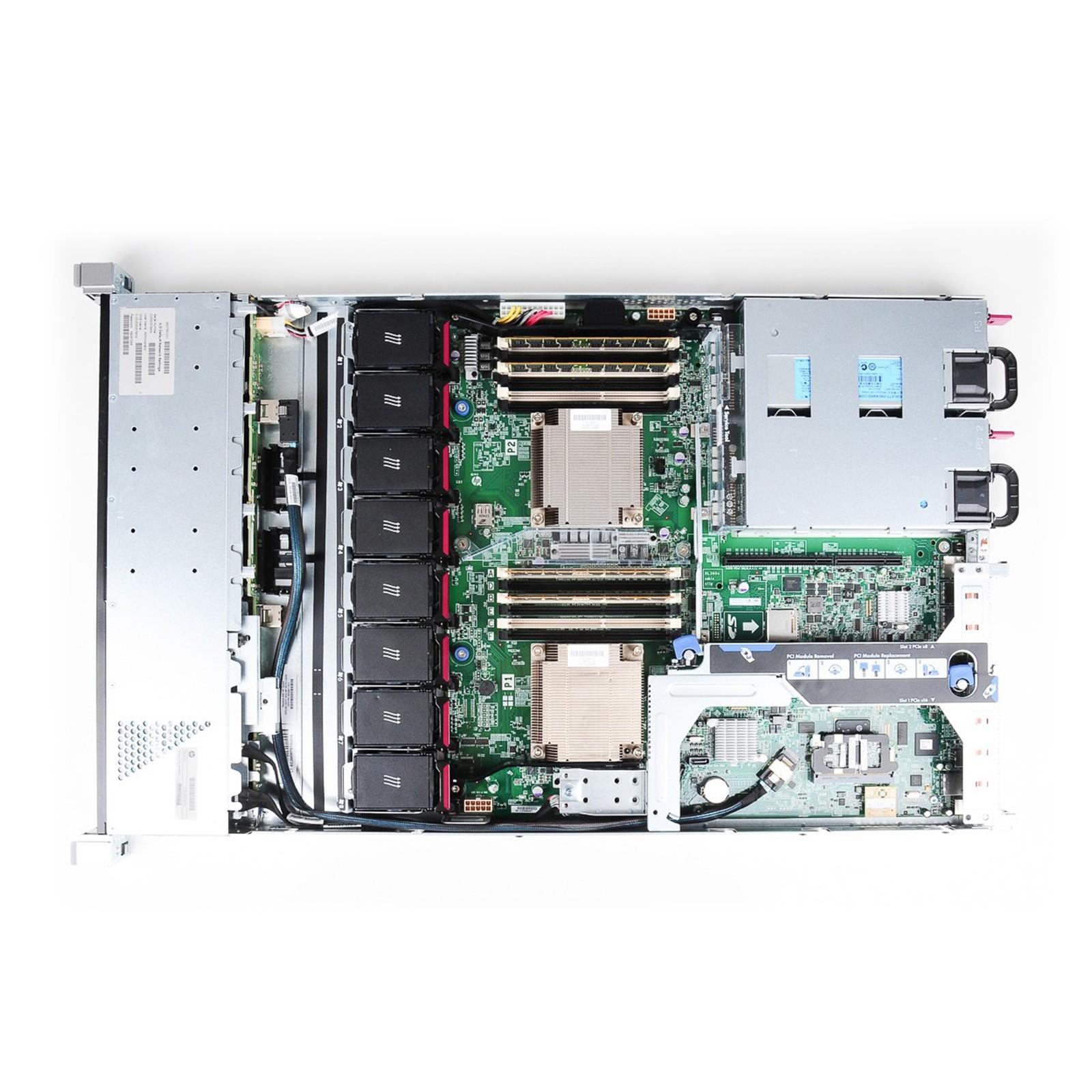 HP ProLiant DL360 Gen8 SFF CTO Server