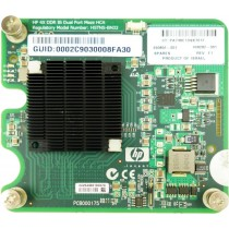 HP ConnectX Dual Port - 20Gbps 4X DDR BL-c Mezz HCA