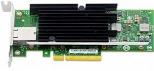 Intel X540-T1 Single Port - 10GbE RJ45 Low Profile PCIe-x8 CNA