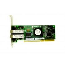 SUN QLA2432 Dual Port - 2Gbps SFP Full Height PCI-X HBA