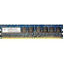 Unbranded - 512MB PC2-5300E (DDR2-667Mhz, 1RX8)