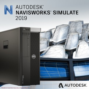 AutoDesk Navisworks Pre-Configured Workstation