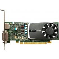 HP nVidia Quadro 600 Silver - 1GB DDR3 PCIe-x16 FH