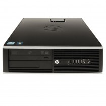HP Compaq 8100 Pro SFF Front-Top Image