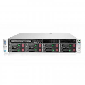 "HP ProLiant DL380p Gen8 V2 8x 3.5"" (LFF) Front"