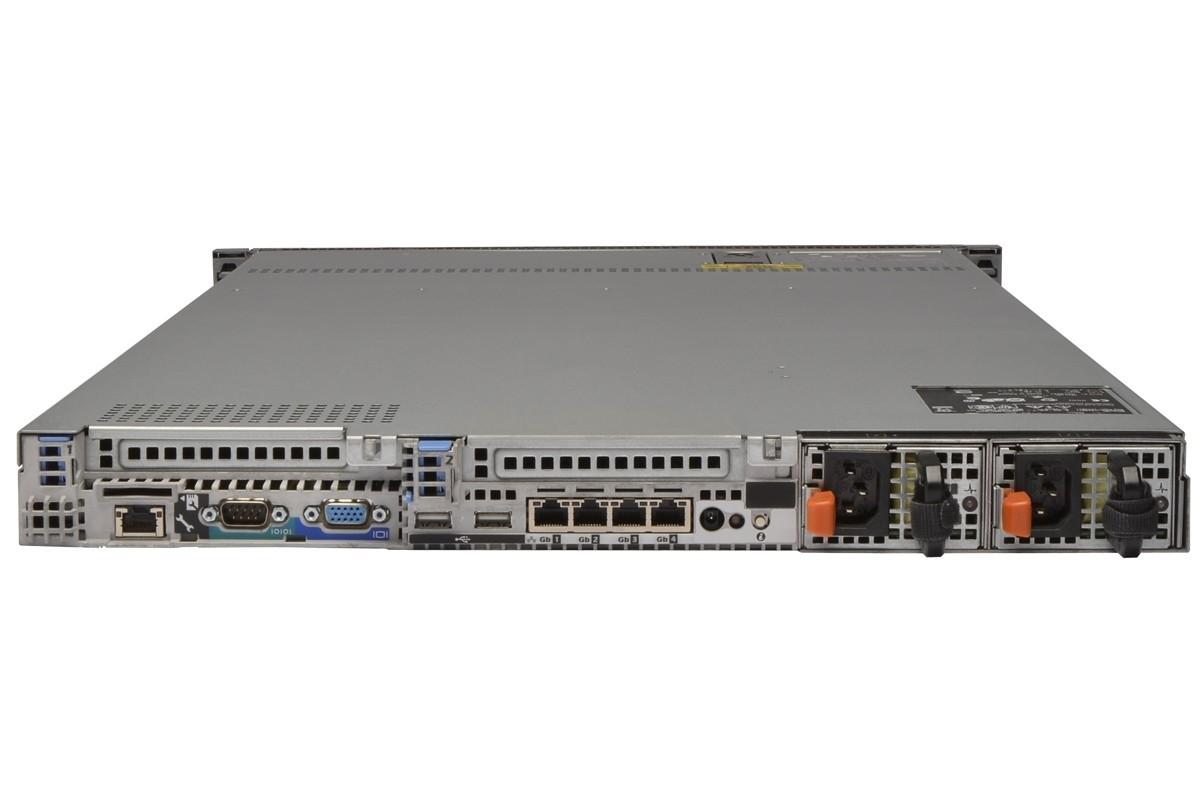 Dell PowerEdge R610 II 1U 6x 2 5 (SFF)