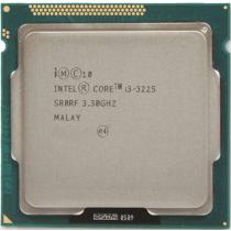 Intel Core i3-3225 (SR0RF) 3.30Ghz Dual (2) Core LGA1155 55W CPU
