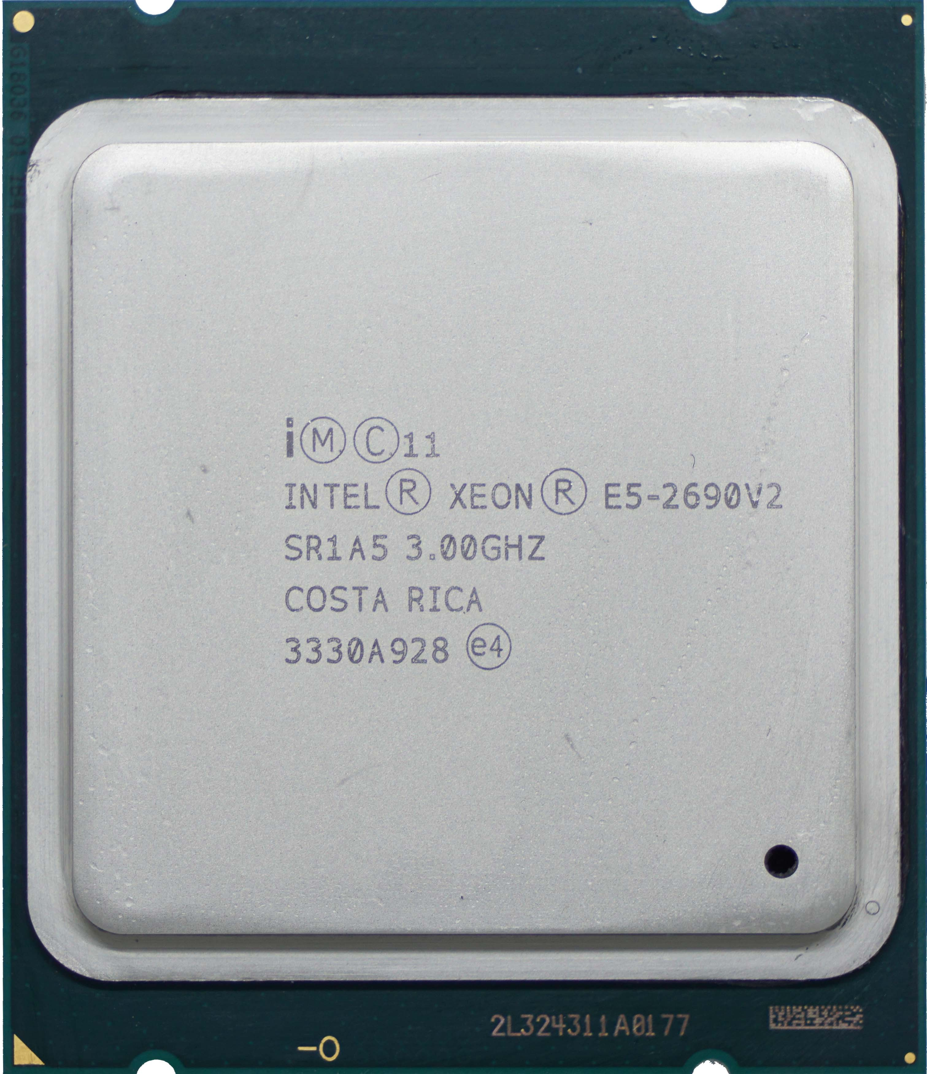 Intel Xeon E5-2690 V2 (SR1A5) 3 00Ghz Ten (10) Core LGA2011 130W CPU