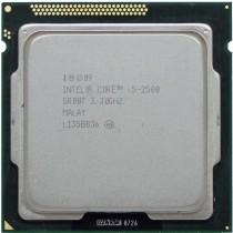 Intel Core i5-2500 (SR00T) 3.30Ghz Quad (4) Core LGA1155 95W CPU