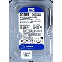 500GB SATA III (LFF 3.5in ) 6Gbps 7.2K HDD