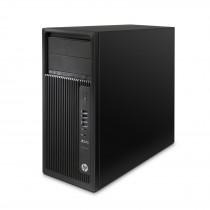 HP Z240 Workstation - Front