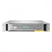 "HP StoreVirtual 3200 (2U) 25x 2.5"" (SFF) - Front"