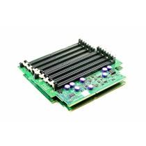 Dell Precision 690, T7400 (3+4) Ram Riser