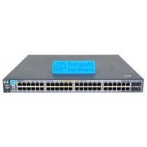HP (J8693A) Pro-Curve 3500YL-48G-PoE+ - 48 RJ-45 Port PoE+ Switch - No Ears