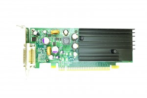 HP nVidia Quadro NVS285 - 128MB DDR PCIe-x16 LP