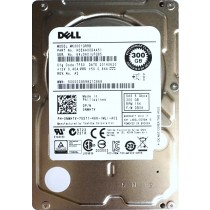 "Dell (NWH7V) SAS-2 300GB (2.5"") 6Gbps 15K HDD"