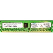Micron - 1GB PC2-5300E (DDR2-667Mhz, 2RX8)