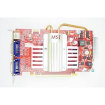 MSI GeForce 8600 GT 256MB GDDR3 PCIe x16 FH