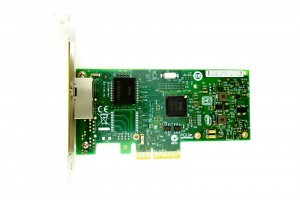 IBM I340-T2 Dual Port - 1GbE RJ45 Full Height PCIe-x4 Ethernet