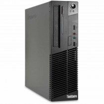 Lenovo ThinkCentre M72e SFF Front-Left Image