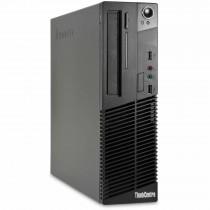 Lenovo ThinkCentre M72e SFF Front-Left Image