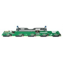 HP ProLiant DL580 Gen8/Gen9 - 5x SFF Secondary HDD Backplane
